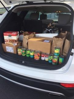 LCF Food Drive