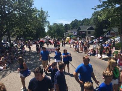 ALC in Parade